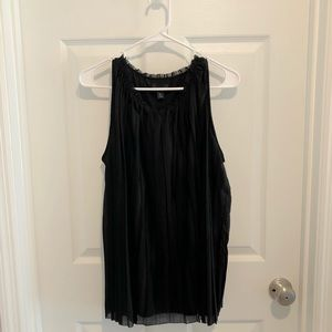 Worthington Black Tank Top